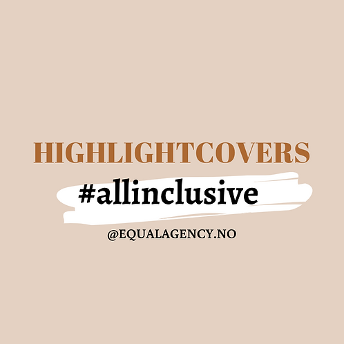Highlightcovers #allinclusive