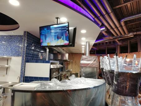 Döner,Pizzeria Dijital Menüboard - Tv Menü