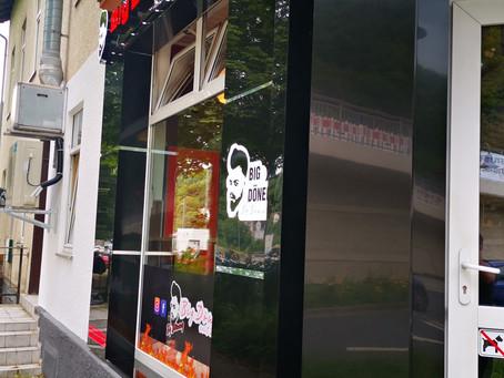 Werbetechnik Frankfurt 3D Buchstaben, 3D Schrift, 3D Logo