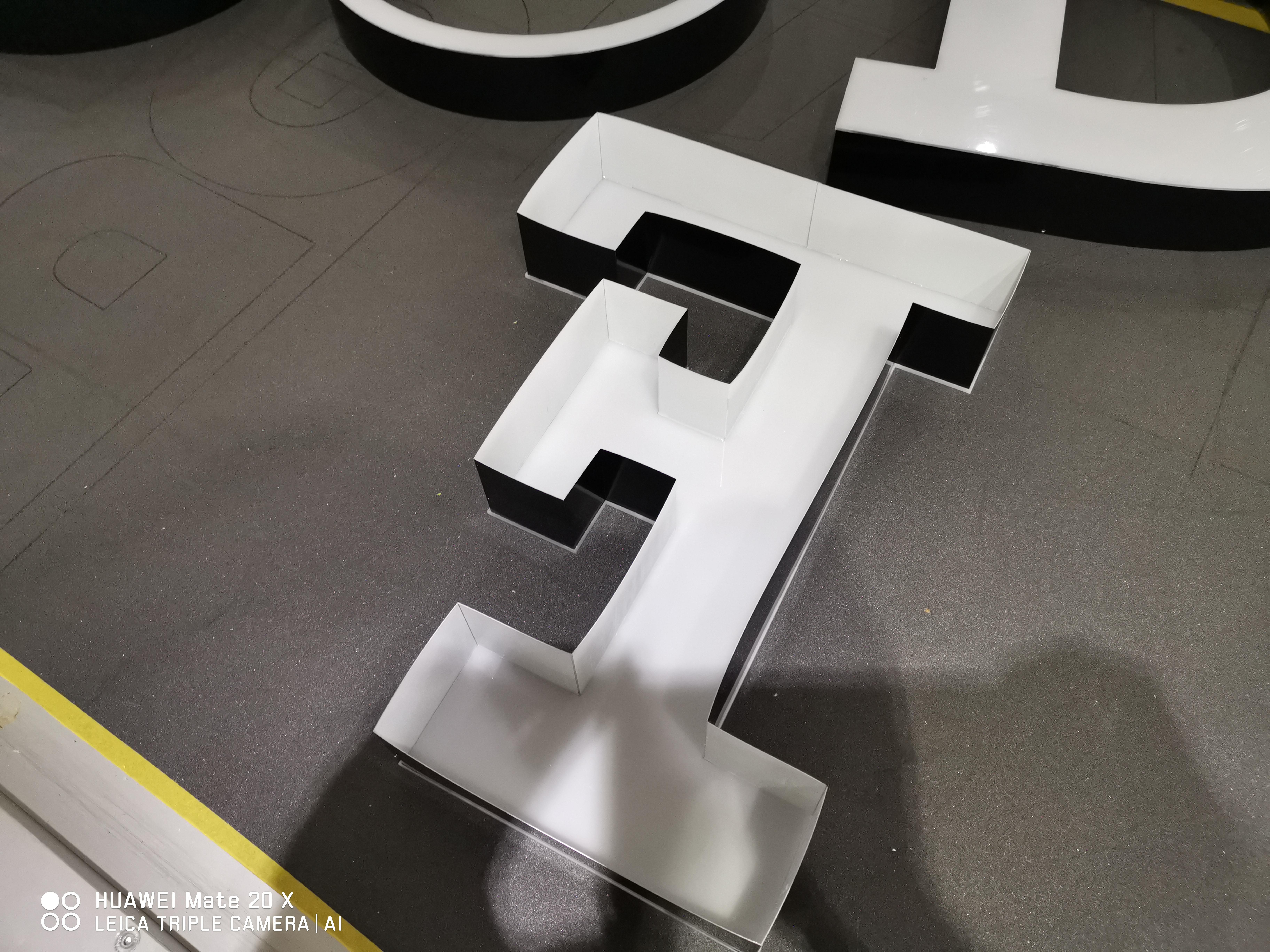 3d Led Buchstaben (2)
