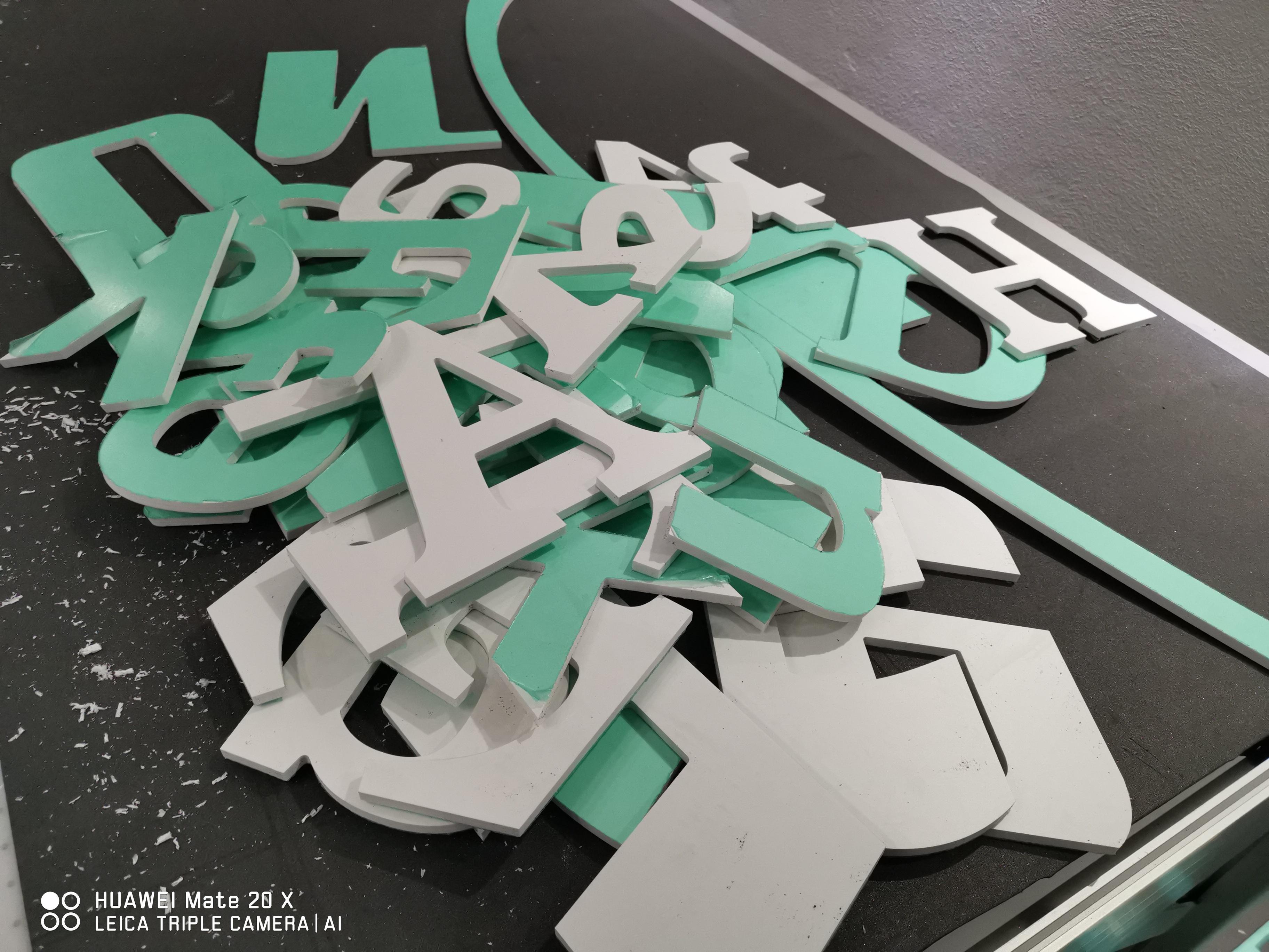 3d Buchstaben Hersteller  (9)