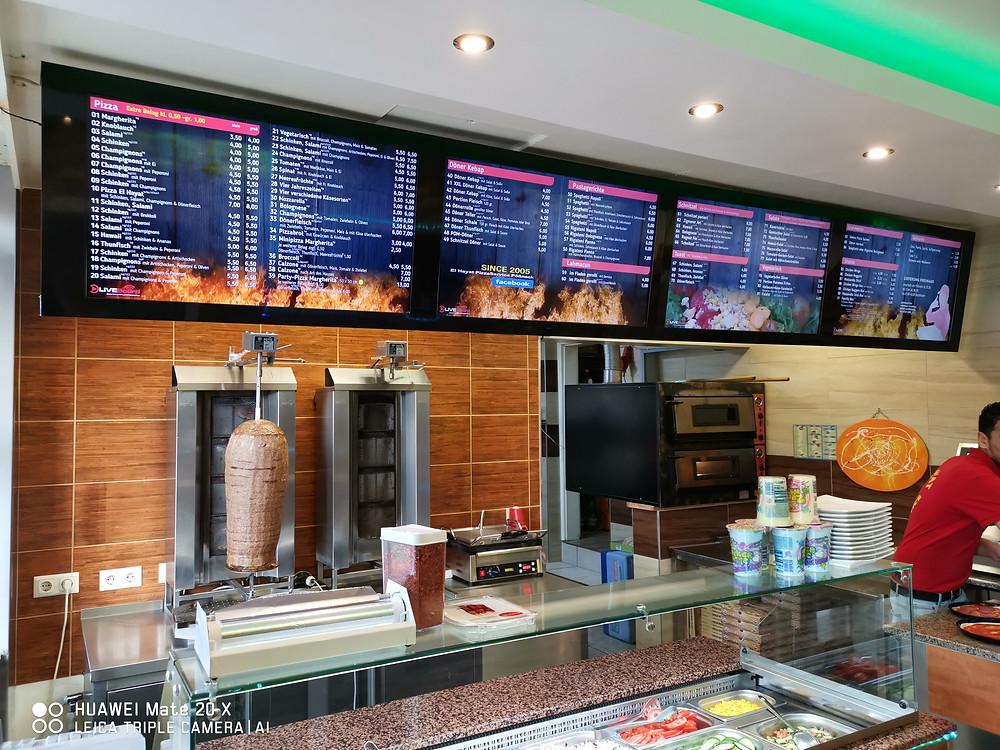 Döner - Pizzeria - Restaurant