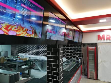 DIGITALE MENÜ - SPEISEKARTE FÜR IHR Restaurant, Döner & Pizzeria