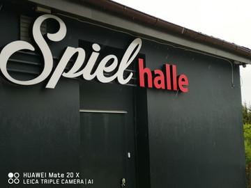 Werbung Werbeschilder 3D Buchstaben  Reklame Außenwerbung  Frankfurt, Gießen,Siegen