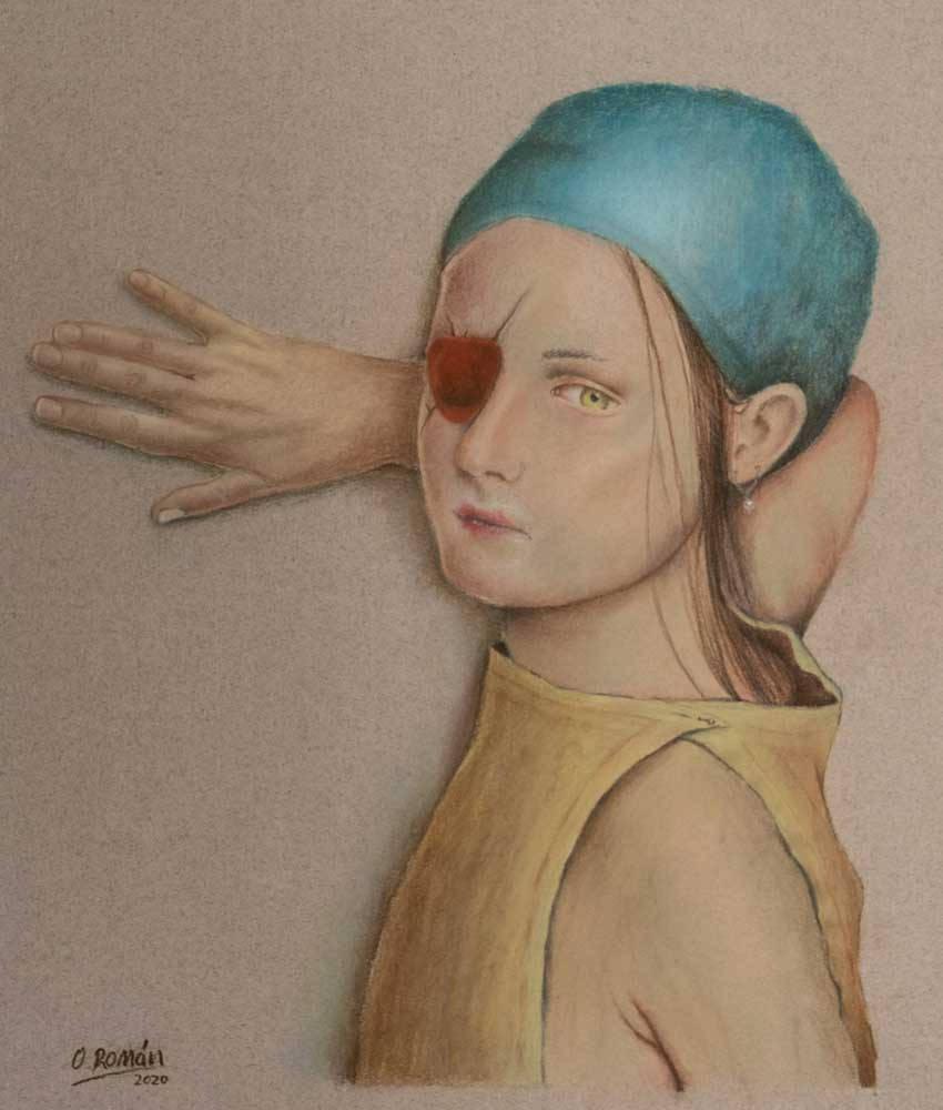 Obra de Olatz Román