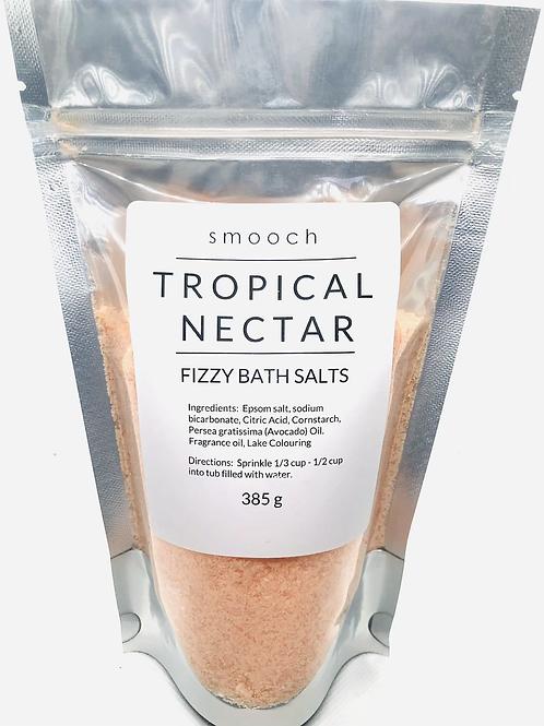 Tropical Nectar Fizzy Bath Salts
