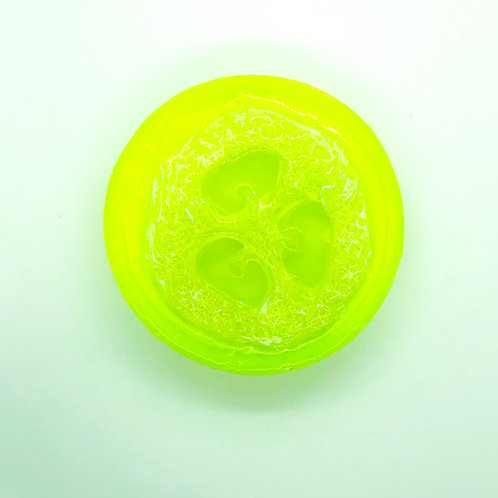 Margarita Lime Loofah Soap