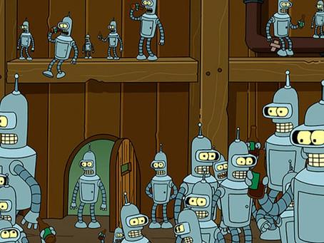 Роботы наступают! Специальности, в которых конкурировать придется не только с людьми