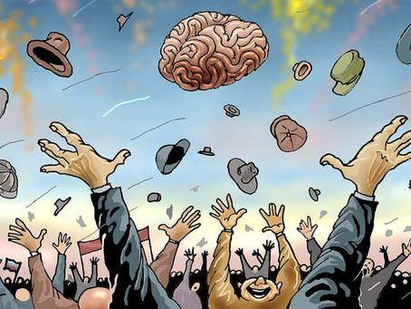 Анатомия толпы. Можно ли понять и укротить человеческую стихию