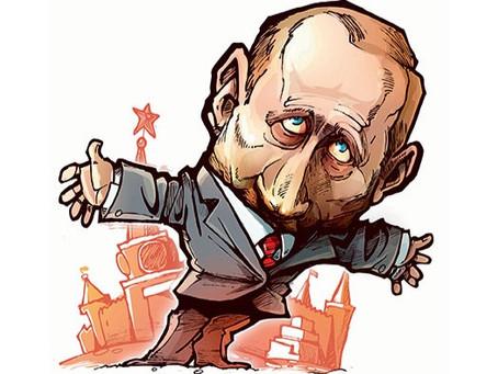 Путин наш лауреат! Награда нашла героев!