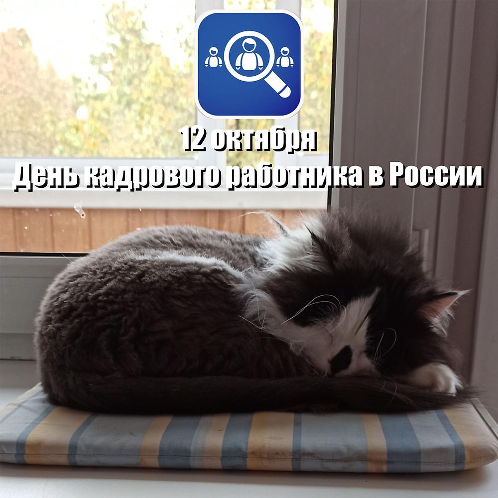 12 октября 2020 г. День кадрового работника в России