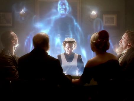 Духи и человеки. Спиритизм вчера и сегодня