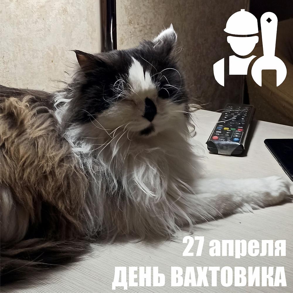 27 апреля 2021 г. День вахтовика (День работников вахтового метода) в России
