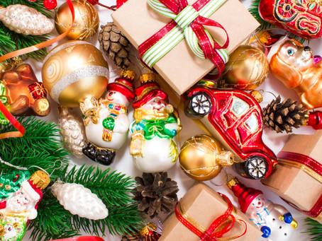 Откуда есть пошли игрушки новогодние на земле Русской