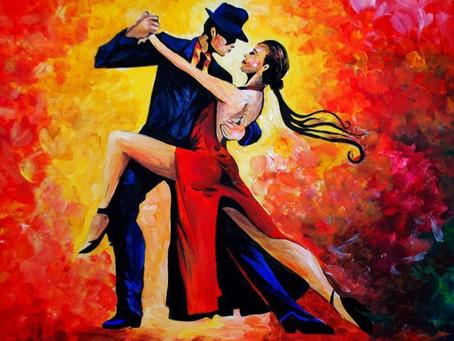День танго. Танцуют все...