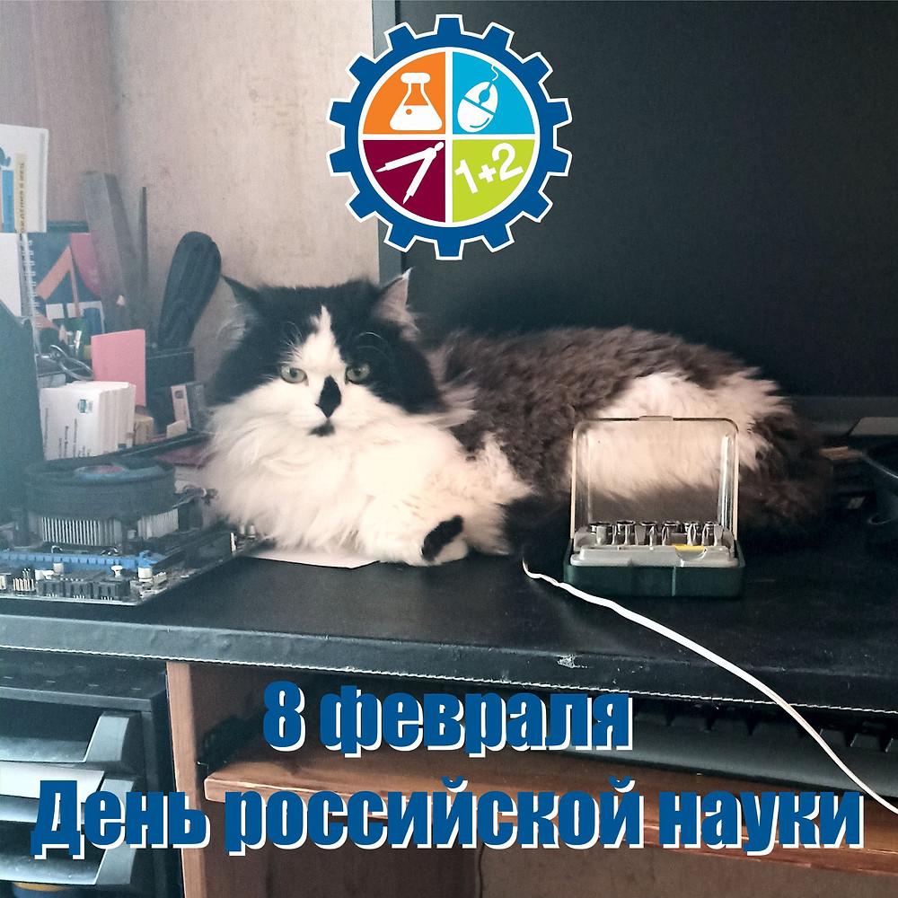 08 февраля 2021 г. День российской науки