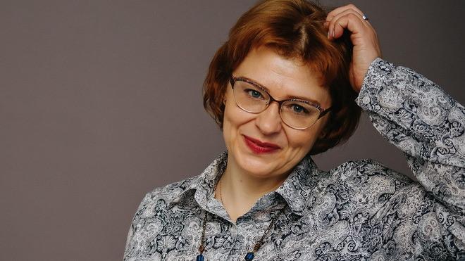 Преподаватель АлтГУ Людмила Комиссарова. Фото Даша Барсукова