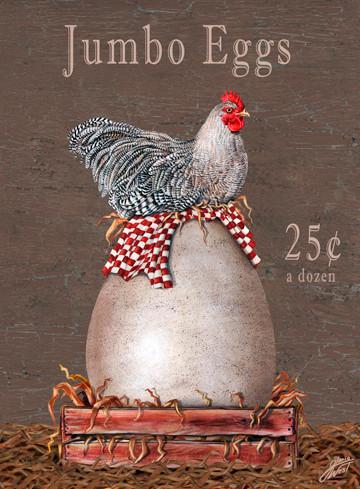 """""""Гигантские яйца"""" от американской художницы Глории Вест."""