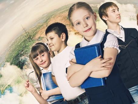 Три возраста детской профориентации