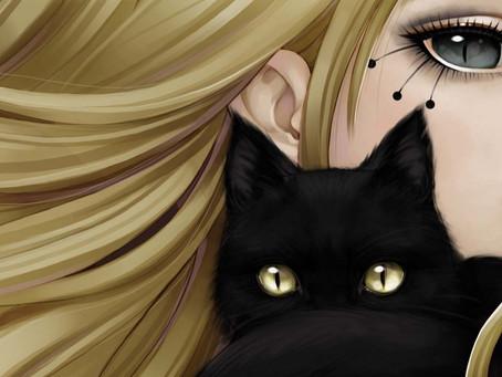 """""""Говорят не повезет..."""" Черные коты и их роль в истории"""