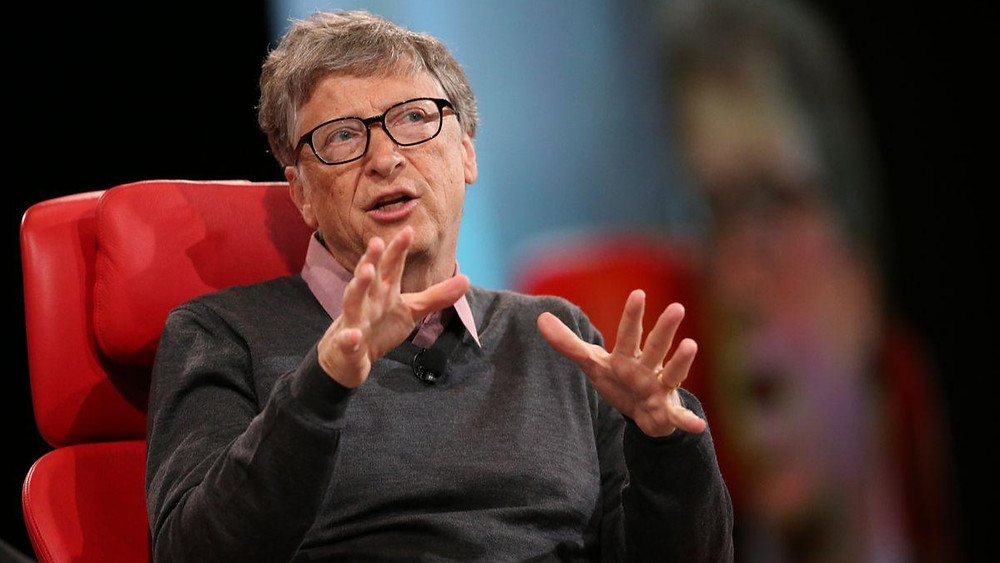 Билл Гейтс - левша, американский предприниматель и общественный деятель, филантроп, один из создателей Microsoftс 2009 по 2016 год — самый богатый человек планеты по версии журнала Forbes, аутизм не диагностирован, но подозрения очень существенны (синдром Аспергера)