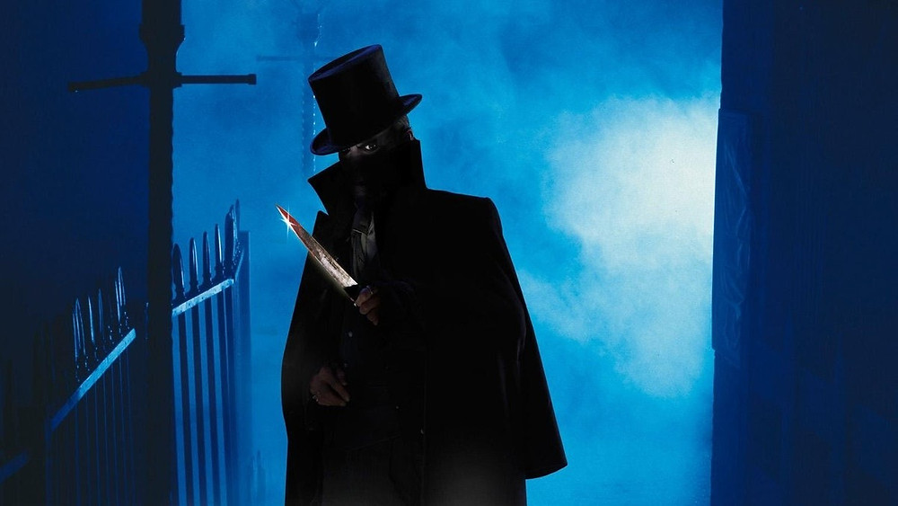 Джек Потрошитель - левша, неустановленный серийный убийцеа, который действовал в Уайтчепеле и прилегающих районах Лондона, вряд ли относится к вменяемым персонажам