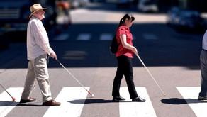Профессии для слабовидящих. Смотреть не глазами