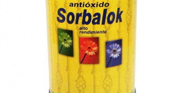 SORBALOK - FONDO ANTIOXIDO NEGRO X 1/2L
