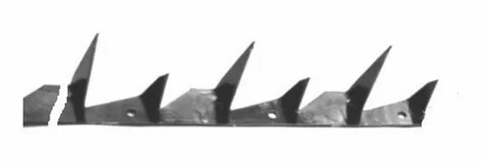 HERRAJES - DIENTE TIBURON X 1.50MTS