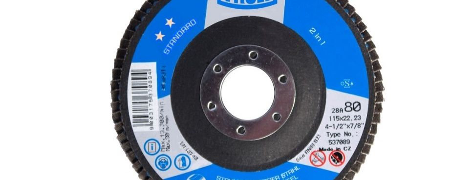 DISCO FLAP TYROLIT 115 GRANO 40