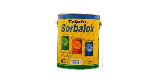 SORBALOK - TRIPLE BLANCO 4L
