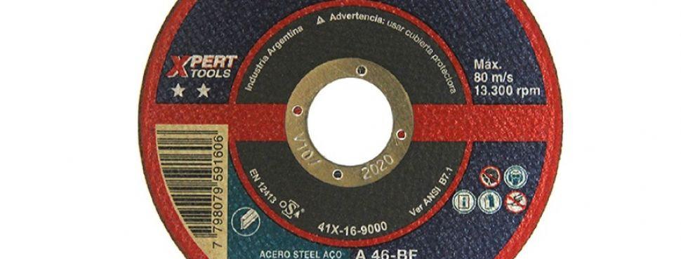 DISCO DE CORTE TYROLIT EXPERT TOOLS 115 X 1.6 MM