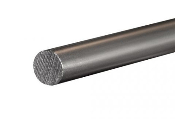 HIERRO LISO  8 MM X 12 MT - - -