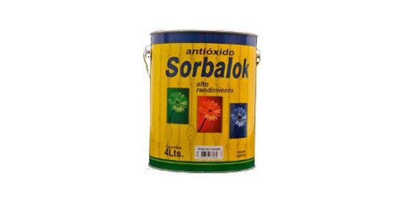 SORBALOK - FONDO ANTIOXIDO COLORADO 4L
