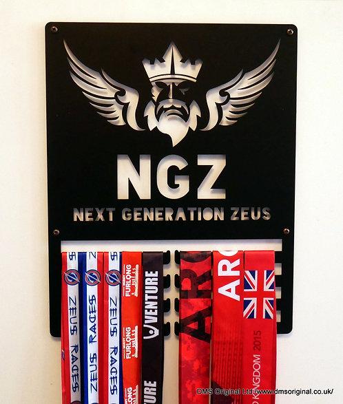 Next Generation Zeus - medal hanger