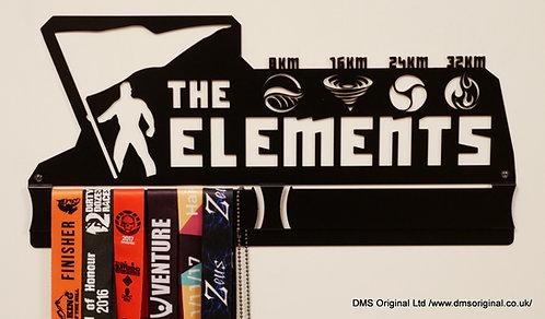 The Elements - medal hanger