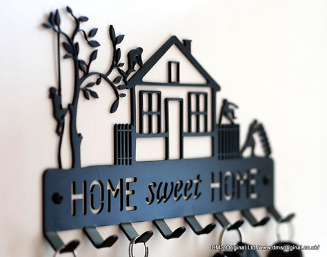 OCR keys holder - Home sweet Home