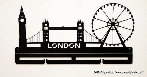 ' LONDON ' - medal hanger