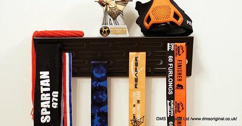 Shelf medal hanger
