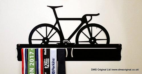 Bike - medal hanger