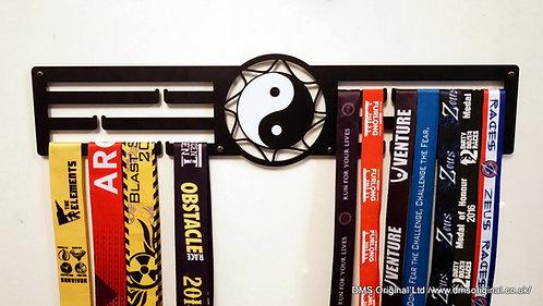 'Yin and Yang' - medal hanger