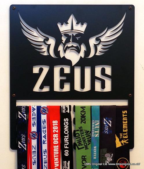 Zeus medal hanger