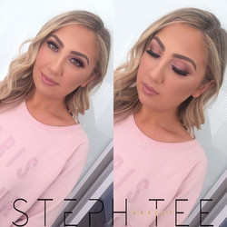 Another peek at Nayla's pretty in pink makeup look 💕💕💕 Makeup by me _steph_tee_makeup ✌️_._._.jpg