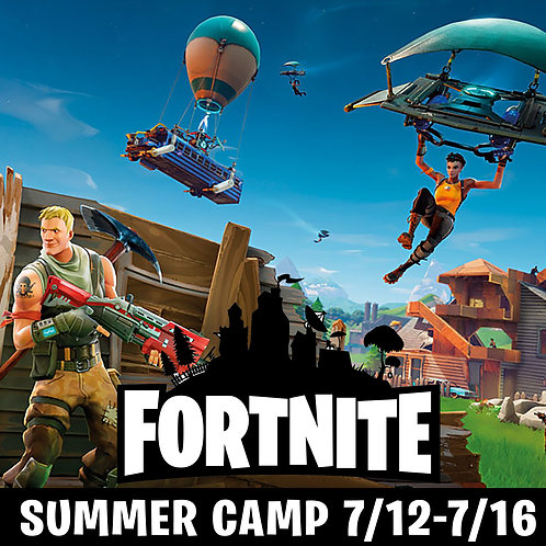 Fortnite Summer Camp