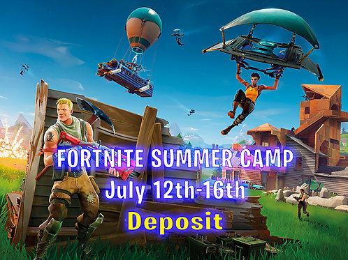 Fortnite Summer Camp Special