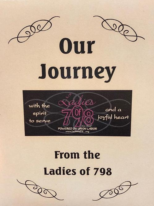 3rd edition Ladies of 798 Cookbook