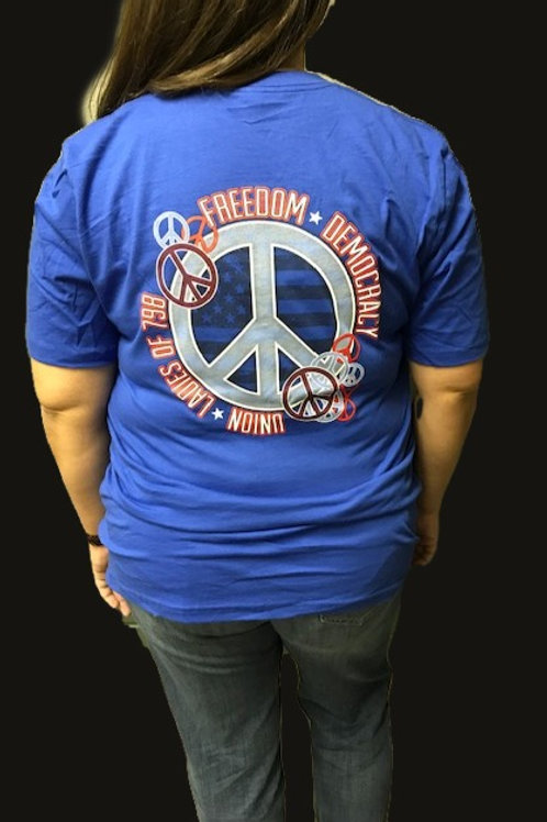 Freedom Democracy Union T shirt