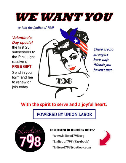 membership flyer-Valentine's Day special