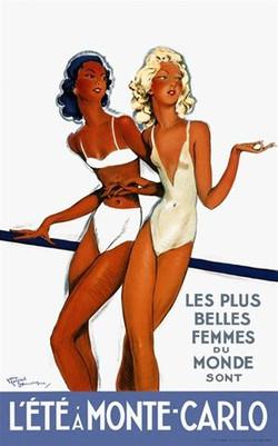 Demergue Deco Poster