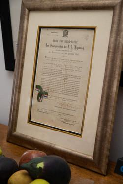 Kruger Land Deed 1897